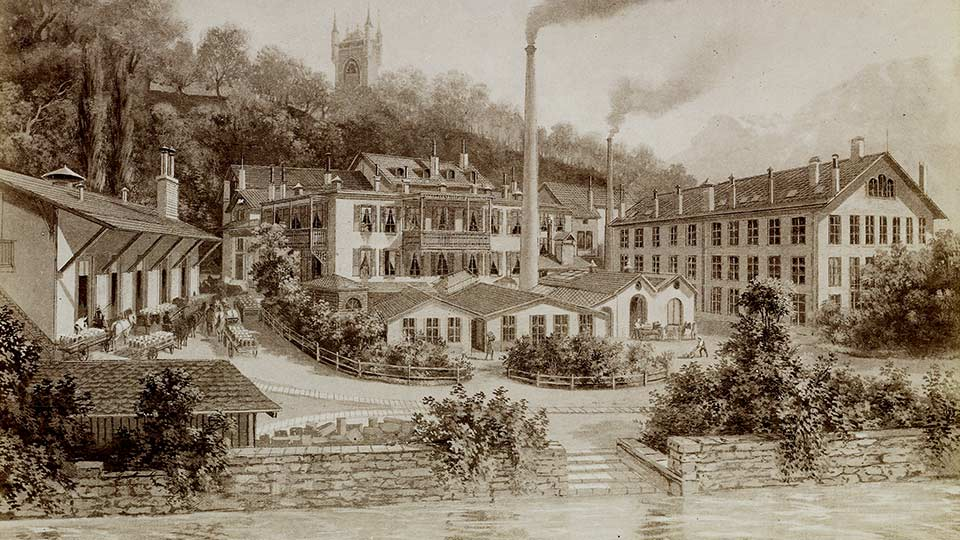 history of nestle See how our bottled water got its start, and how it has grown throughout the years 1845 the poland spring story began when summer visitors to the maine resort that featured its name wanted to return home with spring water.