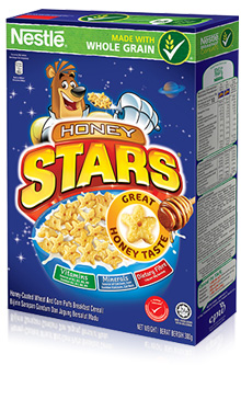Nestle Honey Stars
