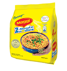 MAGGI CURRY NOODLES