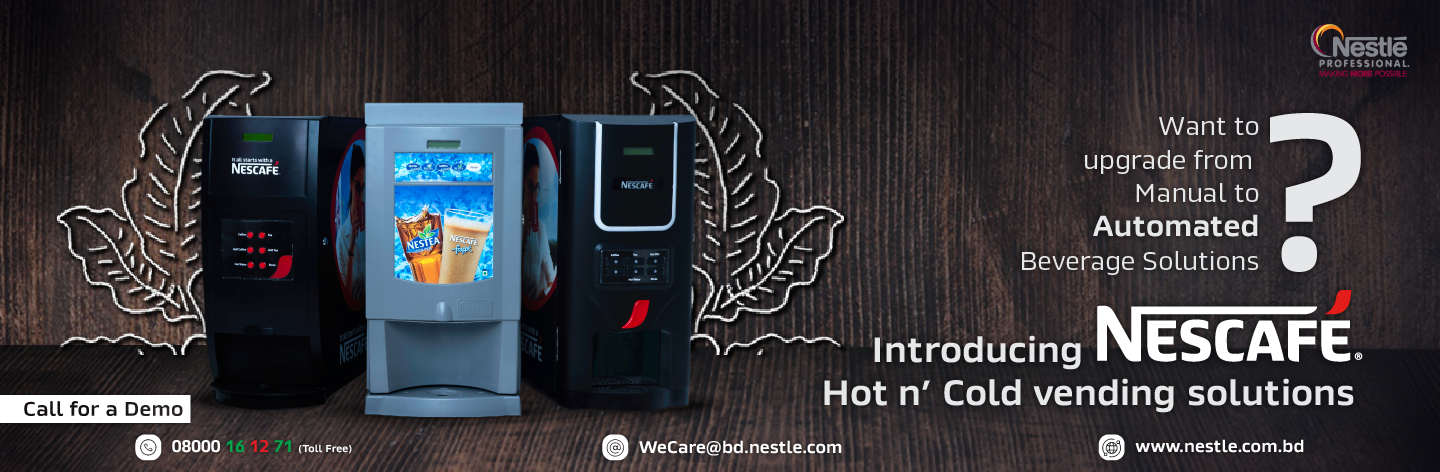 Hot and Cold Vending Solutions