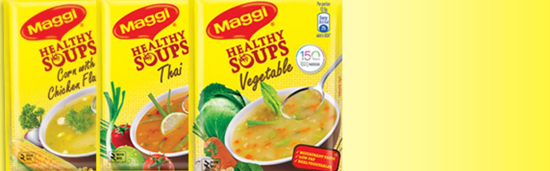 MAGGI HEALTHY SOUPS