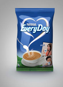 NESTLÉ EVERYDAY is a full cream milk powder imported from New Zealand