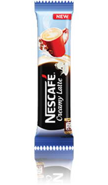 NESCAFÉ Creamy Latte New