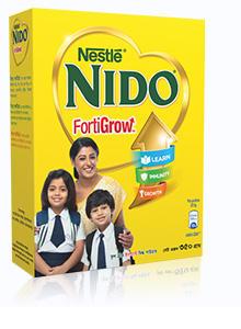 NIDO FortiGrow | Nestlé